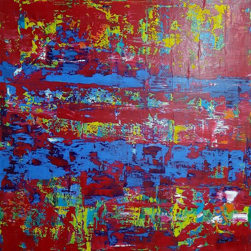 Patrick JOOSTEN - Peinture - Ultimate