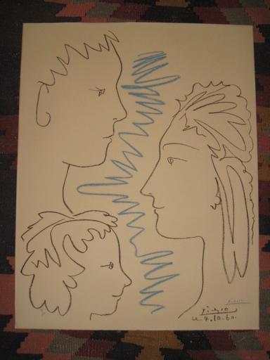 Pablo PICASSO - Print-Multiple - ART ET SOLIDARITE