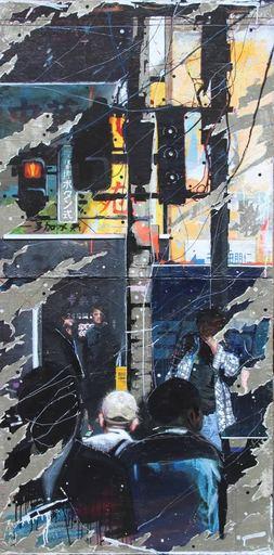 Arnaud LIARD - Painting - Tochomae