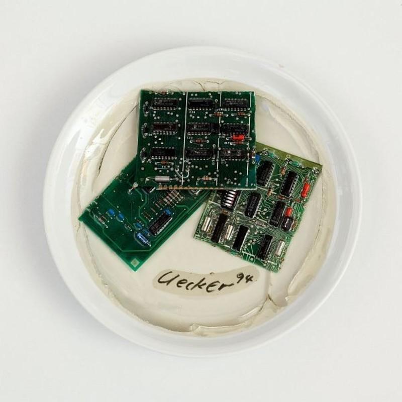 Günther UECKER - Sculpture-Volume - Electronic Salat