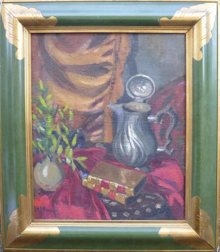 Herman MINNER - Peinture