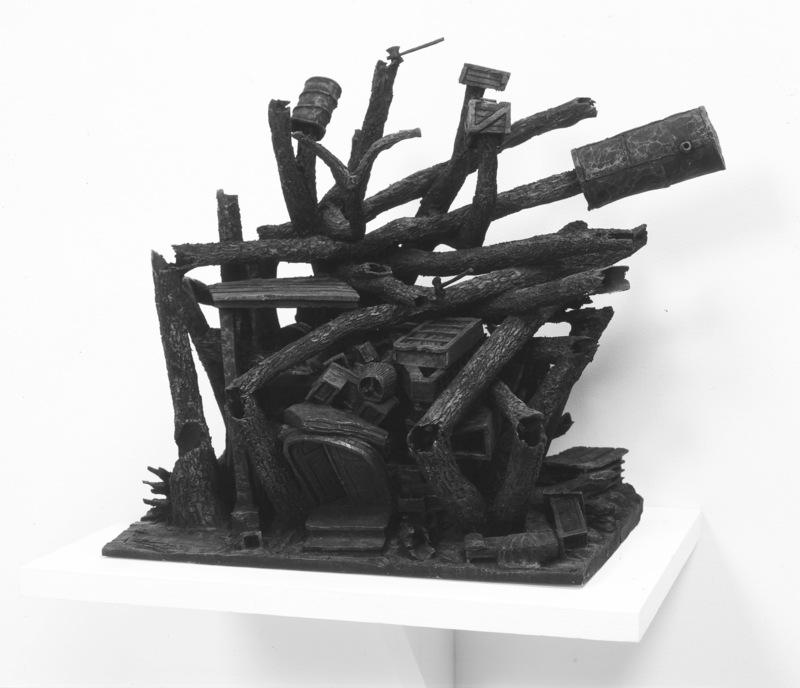 Aaron SPANGLER - Sculpture-Volume - Implosion