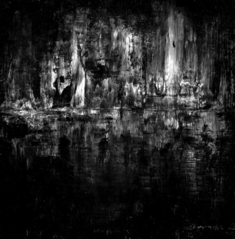 Herman NORMOID - Pittura - PURGATORY