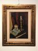 Piero MARUSSIG - Gemälde - Natura morta con candelabro, 1926-28