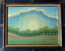 Ivan RABUZIN - Painting - L'aurore