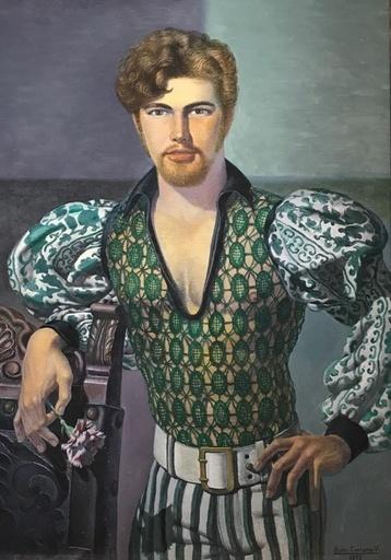Pedro CENTENO VALLENILLA - Pittura - Torero