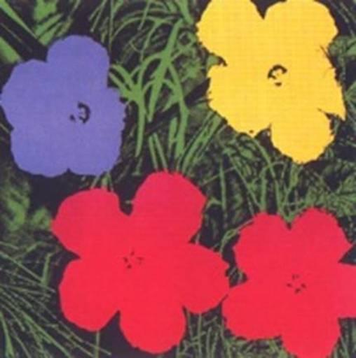 Andy WARHOL - Estampe-Multiple - Flowers (F. & S. II.73)