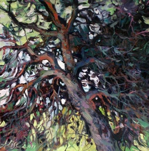 Alise MEDINA - Pintura - Pine