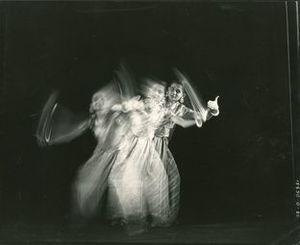 Herbert MATTER - Fotografia - Pravina, Indian Dancer, New York