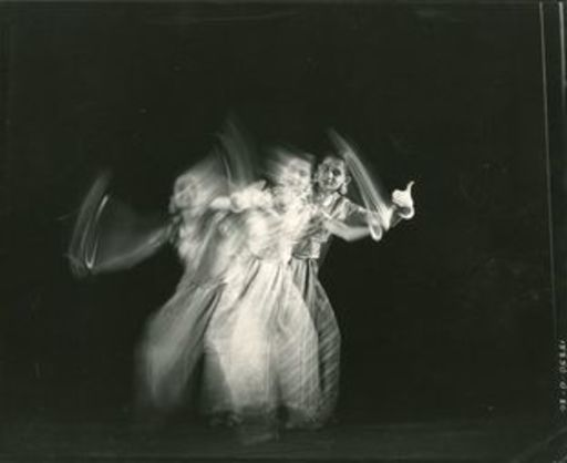 Herbert MATTER - Fotografie - Pravina, Indian Dancer, New York