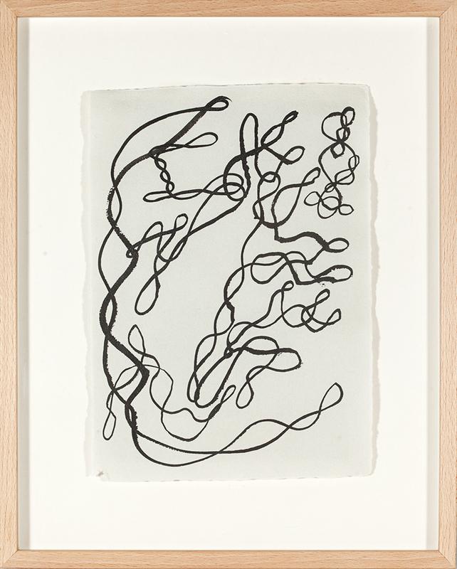Miguel Angel CAMPANO - Zeichnung Aquarell - Sin Título