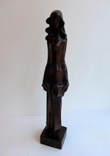 Joseph CSAKY - Sculpture-Volume - Clio – Muse of History [κλειώ]