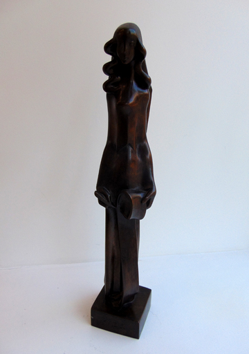 Joseph CSAKY - Sculpture-Volume - Clio – Muse of History [κλειώ]