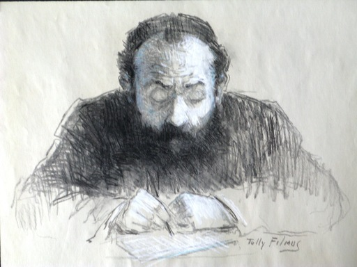 Tully FILMUS - Dibujo Acuarela - *Studying