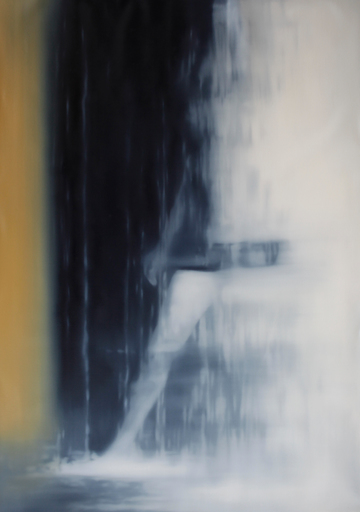 Jean-Marc AMIGUES - Pittura - Waterfall