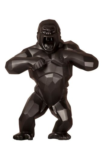 Richard ORLINSKI - Sculpture-Volume - Wild Kong Noir Mat