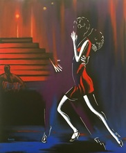 Robert AUGIER - Pintura - Camila