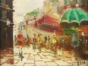 Antonio DEVITY - Pintura - Orig Tile