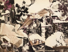 Romeo TABUENA - Pintura - Casa de Adobe