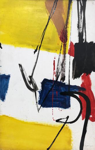 Gottfried FABIAN - Pintura - Ohne Titel