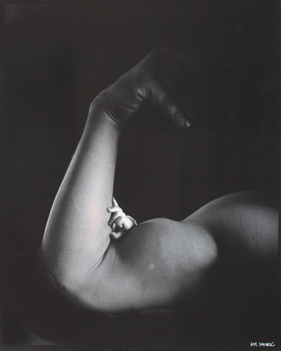 Jan SAUDEK - Photo - Untitled
