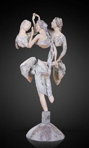 LILOU - 雕塑 - Les Trois Graces