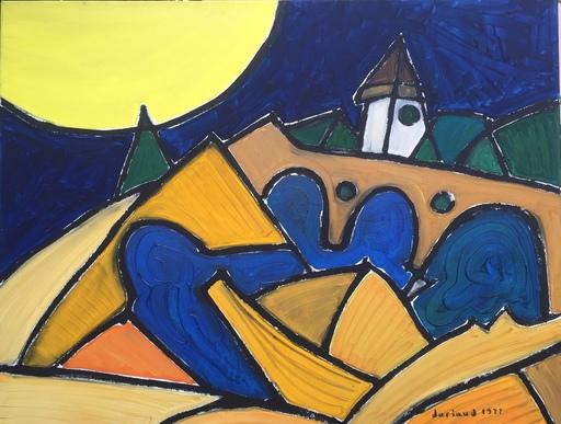 Christian DURIAUD - Pintura - Soleil levant