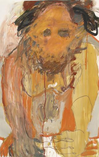 Sandra DETOURBET - Painting - Le Premier