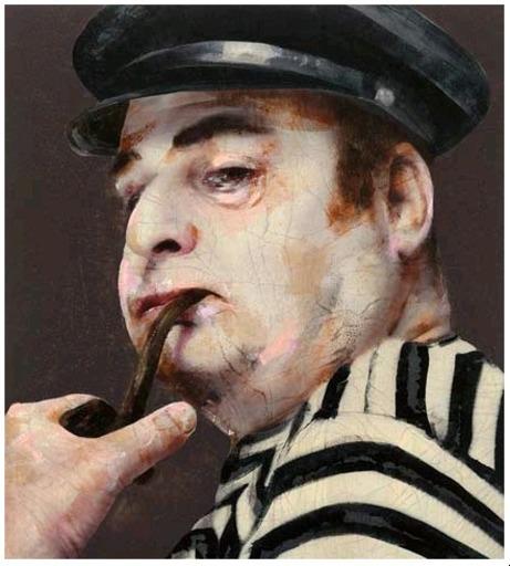 Lita CABELLUT - Peinture - Pablo Neruda