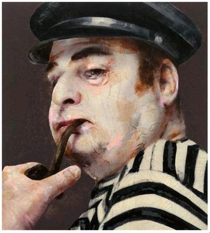 Lita CABELLUT - Pintura - Pablo Neruda