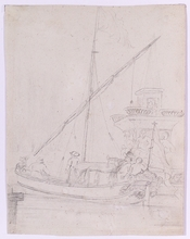 James Wilson CARMICHAEL - Dibujo Acuarela - James Wilson Carmichael, Drawing, early 19th Century