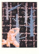 Jörg IMMENDORFF - Print-Multiple - no title (Red Man)