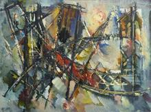 Roger LERSY - Pintura