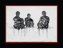 Jaume PLENSA (1955) - LES TROIS GRACES