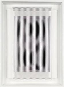 Alberto BIASI - Painting - Quasi invisibili… si sovrappongono