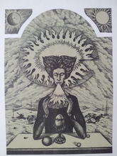 Baruch ELRON - Print-Multiple - Sun Eater