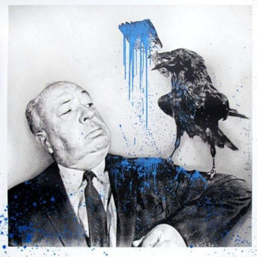 MR BRAINWASH - Estampe-Multiple - iHitchcock