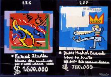 Ugo NESPOLO - Peinture - Auction 226 - 227