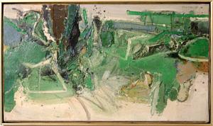 John Harrison LEVEE - Painting - Mai 5