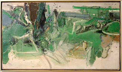 John Harrison LEVEE - Peinture - Mai 5