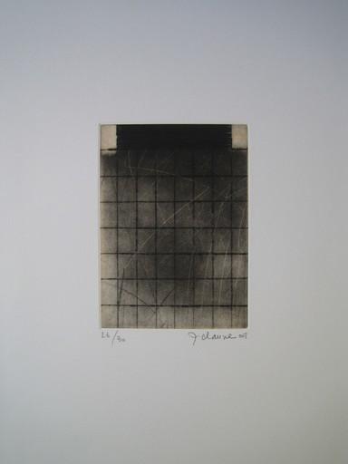 Jacques CLAUZEL - 版画 - CL A N° 3