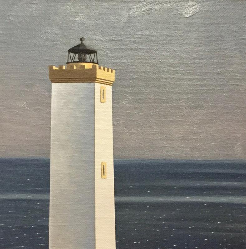 Marco VERRELLI - Pintura - Sottovento