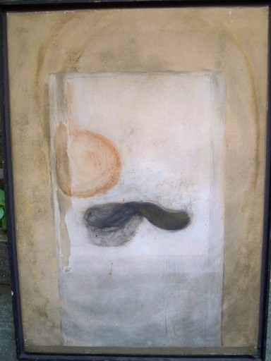 Bernard CHILDS - Painting - Your Fathers Moustache