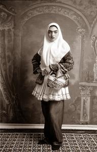 Shadi GHADIRIAN - Fotografia - Qajar Series