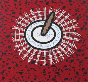 Patrick CAULFIELD - Print-Multiple - Cigar