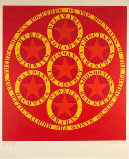 Robert INDIANA - Print-Multiple - Decade X
