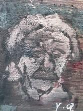 Youssef QAOUATLI (1981) - Albert Einstein