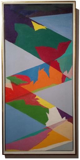 Piero DORAZIO - Pintura - Upper II