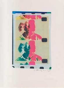 Andy WARHOL - Print-Multiple - Eric Anderson (Chelsea Girls)