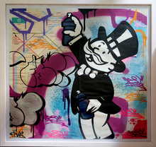 FAT - Painting - Mr Monopoly 2